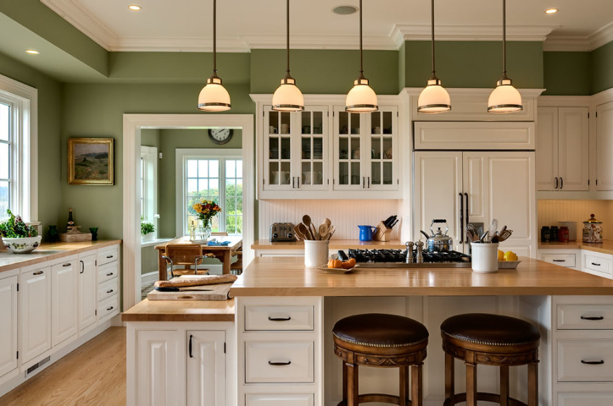 4 Best Color Ideas for Kitchen Interior