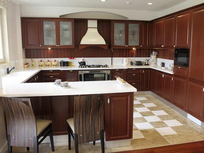 Ways to go with a g shaped kitchen layout for G kitchen layout