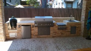 High-End Outdoor Kitchen Ideas On The Budget