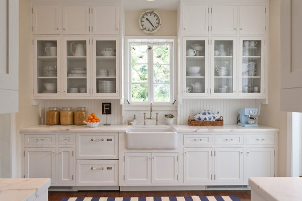 4 Simple yet Beautiful DIY Kitchen Cabinet Ideas