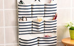 kitchen pocket organizer