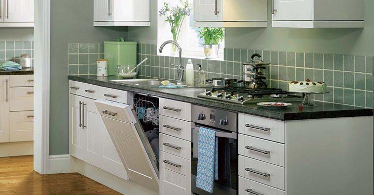Dishwasher for tiny kitchen