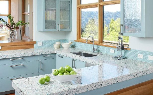 Blue Kitchen Design Ideas for a Calm, Quiet and Relaxing Effect