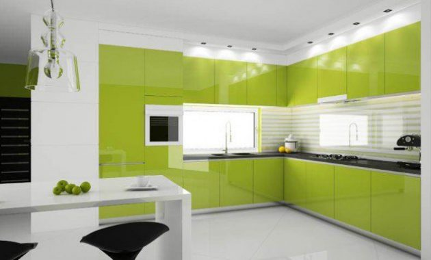 Green Kitchen Design Ideas: Going Back to Nature