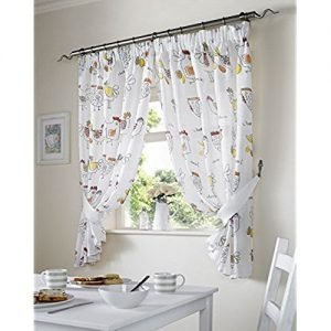 Kitchen Curtain Buying Guidance And Tips