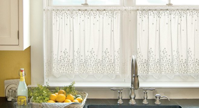Kitchen Curtain review