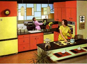 60s Kitchen Design Ideas You'll Love To
