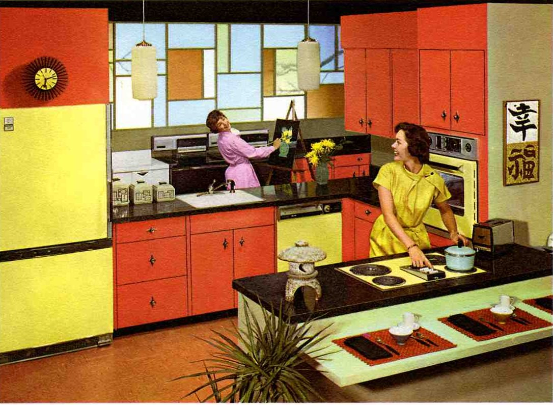 60s Kitchen Design Ideas You Ll Love To