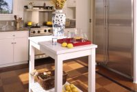 Freestanding Kitchen Island