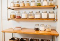 Easy To Build Kitchen Pantry Ideas for Small Spaces