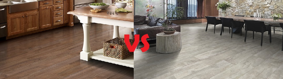 5 Break Down Vinyl Flooring Vs Ceramic Tile For Kitchen