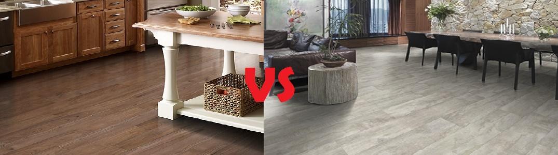 Vinyl Flooring Vs Ceramic Tile For Kitchen