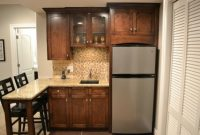 basement kitchenette