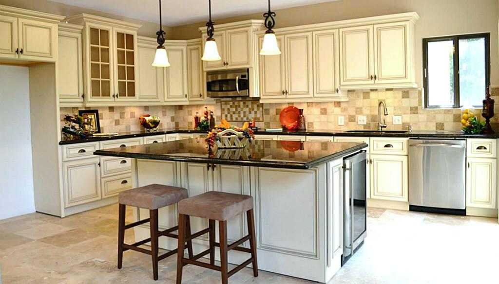 How To Set Up Kitchen Island With Built In Wine Fridge