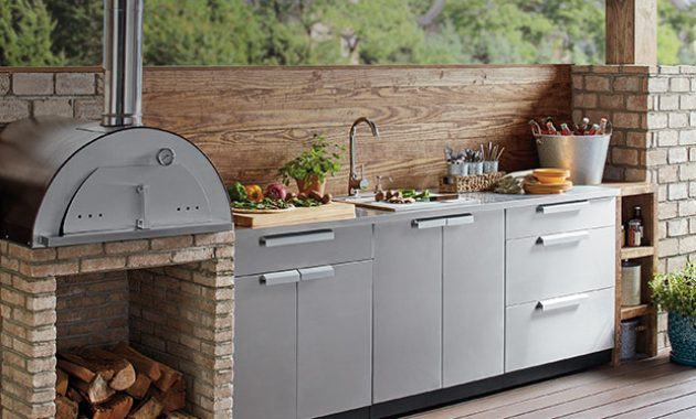 How To Manage On The Budget Outdoor Kitchen