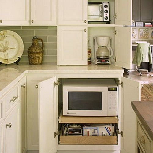 outlets for small kitchen appliances