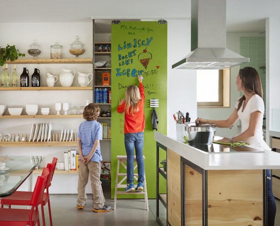 Kids Friendly Kitchen