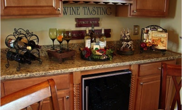 The Importance Of Kitchen Wine Themed Décor