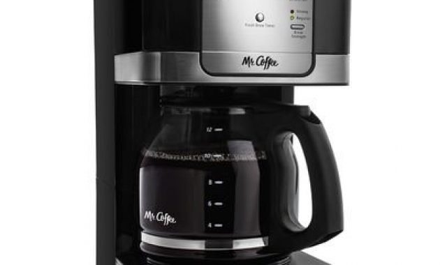 5 Benefits of Using Mr. Coffee 12 Cup Programmable Coffee Maker