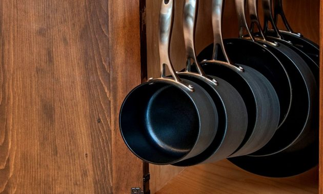 5 Benefits Of Pot And Pan Rack