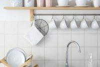 The Hanging Mugs kitchen