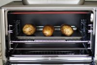 7 Steps How To Make Baked Potato in Toaster Oven