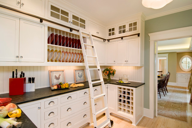 ladder for kicthen countertop