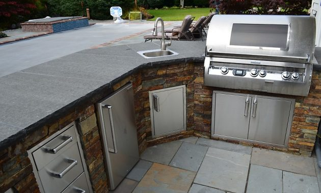Outdoor Kitchen Planning Considerations And Tips