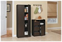ClosetMaid Espresso Pantry Cabinet