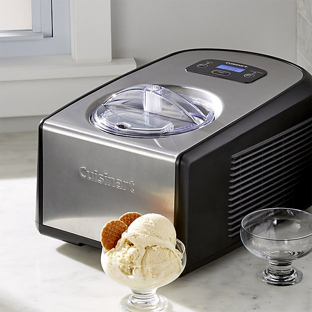 Cuisinart Ice Cream Maker and Gelato Maker
