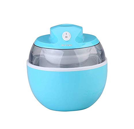 Elsky Sunsir Mini Automatic Ice Cream Maker