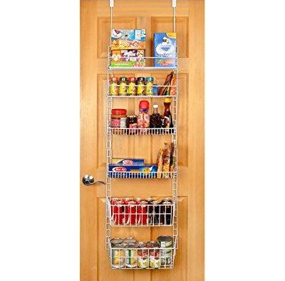 Pro-Mart DAZZ Over-the-Door Pantry Organizer