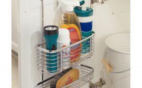 Sink Cabinet Storage over the door storage
