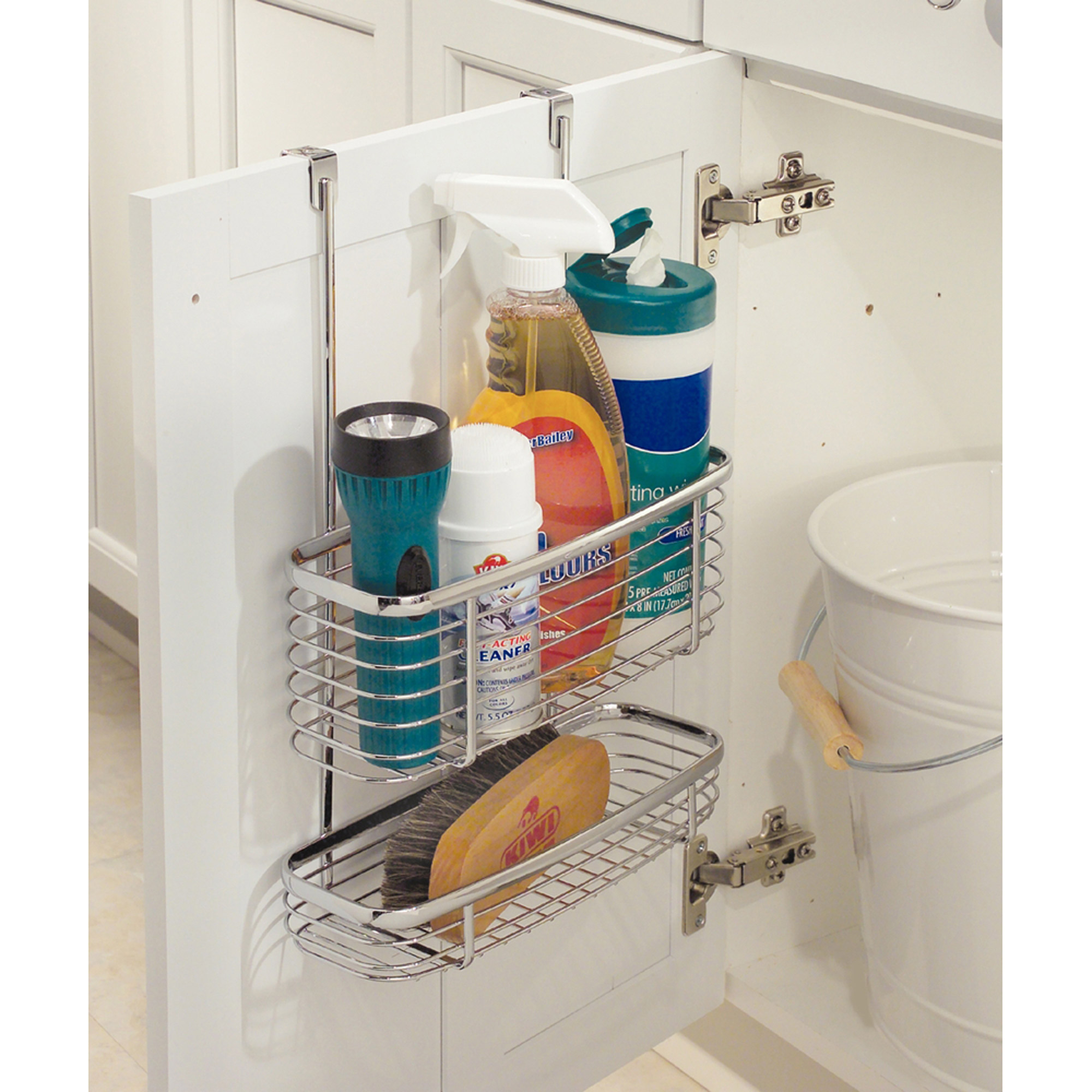 Sink Cabinet Storage Over The Door