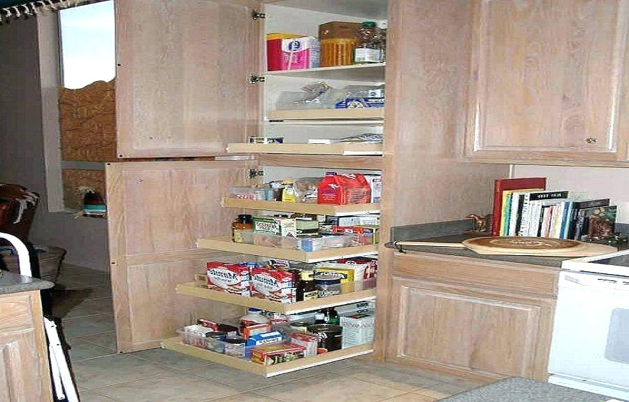 how to categorize kitchen pantry storage