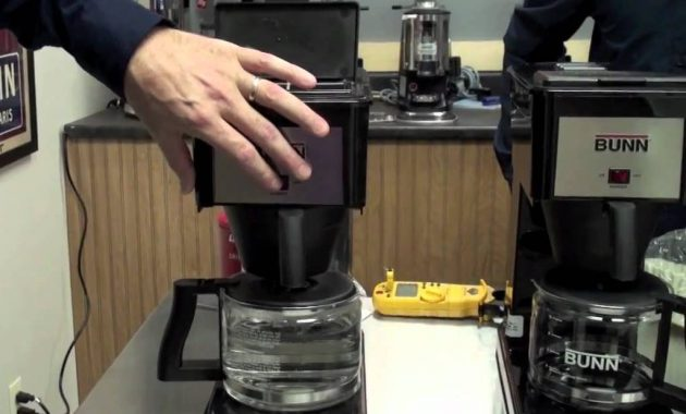 How To Clean a Bunn Coffee Maker Safely And Easily