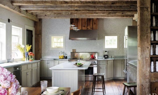 6 Best Rustic Kitchen Designs To Open Your Mind