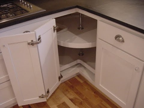 Corner Kitchen Cabinet Problems And The Various Solutions