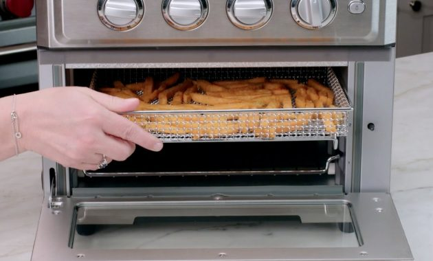 Find Out 4 Best of Cuisinart Air Fryer Toaster Oven Reviews