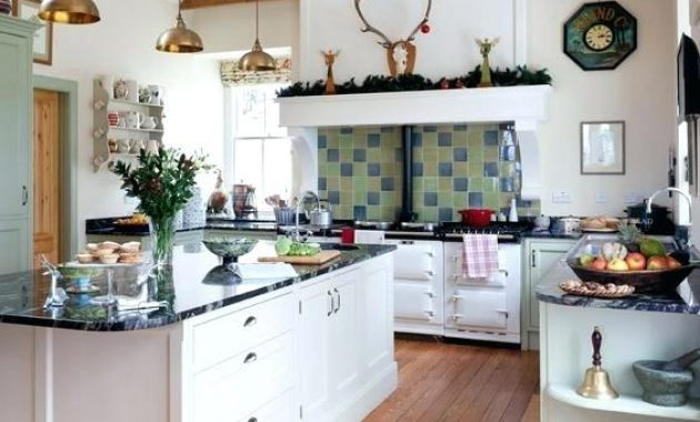 Ideas for Kitchen Decorating Project With The Simplest Manner