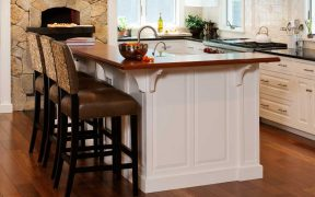 Kitchen Island and cabinet distance