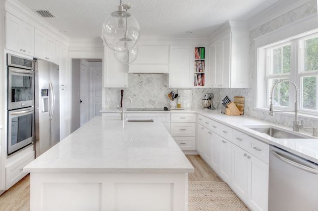 Amazing White Kitchen Ideas For Different Kinds Of Elements Best Image Libraries Thycampuscom