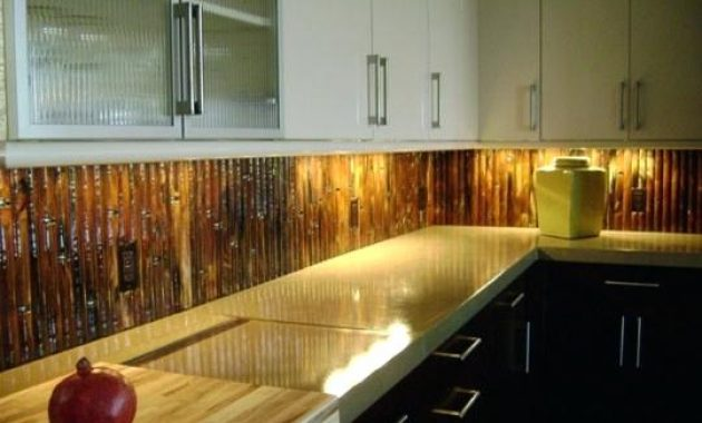Kitchen Backsplash Materials To Choose