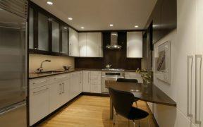 kitchen poor lighting