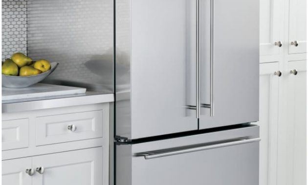 Counter Depth French Door Refrigerator : What's All The Rage About?