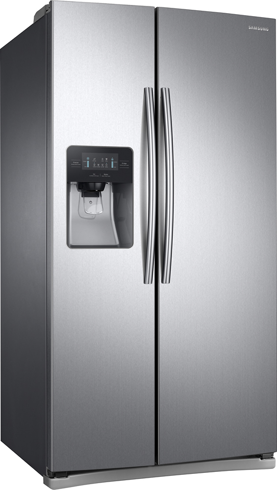 Samsung Side by Side Refrigerator review