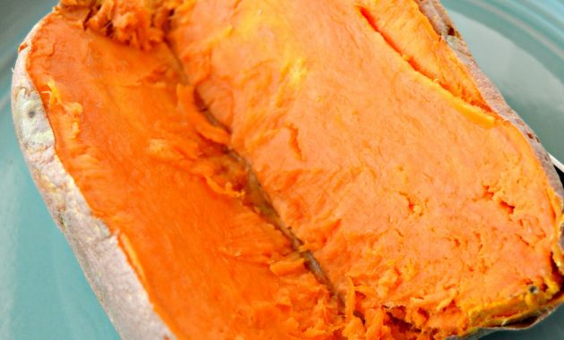 Easy Ways How to Microwave A Sweet Potato