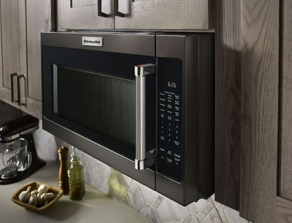 over the range microwave review