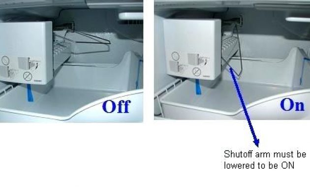 How To Fix Ice Maker Not Making Ice