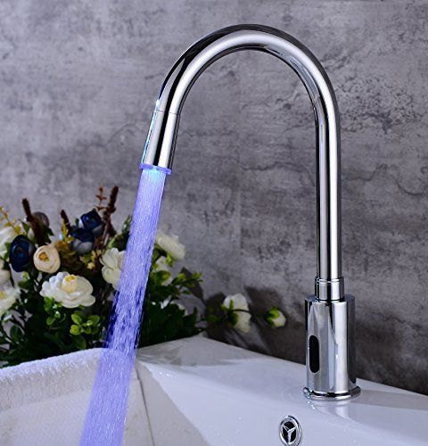 Automatic Touch Kitchen Faucets